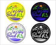 Tuzzins Beach Logo - Entry #123