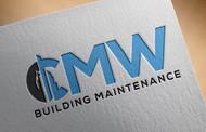 CMW Building Maintenance Logo - Entry #582