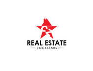 CZ Real Estate Rockstars Logo - Entry #175