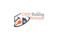CMW Building Maintenance Logo - Entry #136