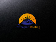 Reimagine Roofing Logo - Entry #202