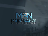 MAIN2NANCE BUILDING SERVICES Logo - Entry #57