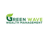 Green Wave Wealth Management Logo - Entry #3