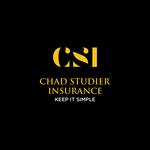 Chad Studier Insurance Logo - Entry #306