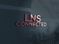 LNS Connect or LNS Connected or LNS e-Connect Logo - Entry #24
