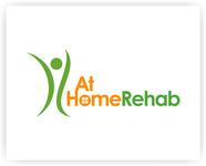 At Home Rehab Logo - Entry #19