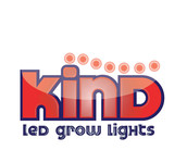 Kind LED Grow Lights Logo - Entry #86