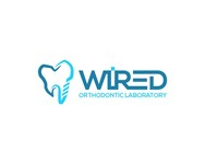 Wired Orthodontic Laboratory Logo - Entry #33