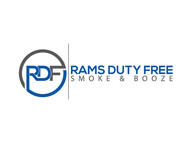 Rams Duty Free + Smoke & Booze Logo - Entry #121