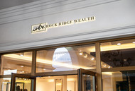 Rock Ridge Wealth Logo - Entry #343