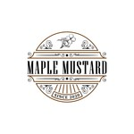Maple Mustard Logo - Entry #123