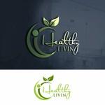 Healthy Livin Logo - Entry #660
