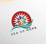 Sea of Hope Logo - Entry #207