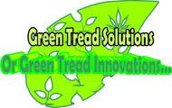 Green Tread Solutions or Green Tread innovations... Logo - Entry #45