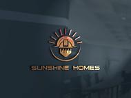 Sunshine Homes Logo - Entry #90