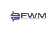 Fiduciary Wealth Management (FWM) Logo - Entry #12
