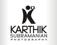 Karthik Subramanian Photography Logo - Entry #92