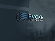 Evoke or Evoke Entertainment Logo - Entry #35