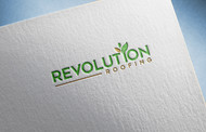 Revolution Roofing Logo - Entry #413