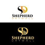 Shepherd Drywall Logo - Entry #20