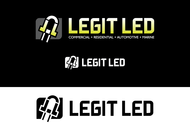 Legit LED or Legit Lighting Logo - Entry #277