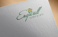 Engwall Florist & Gifts Logo - Entry #11