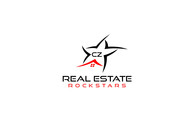 CZ Real Estate Rockstars Logo - Entry #87