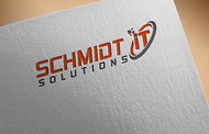 Schmidt IT Solutions Logo - Entry #9