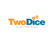 Two Dice Logo - Entry #64