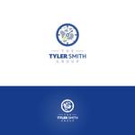 The Tyler Smith Group Logo - Entry #4