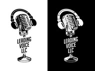 Leading Voice, LLC. Logo - Entry #6
