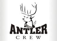 Antler Crew Logo - Entry #34