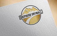 Shepherd Drywall Logo - Entry #38