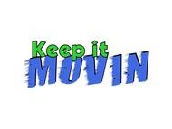 Keep It Movin Logo - Entry #54