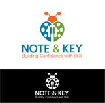 Note & Key Logo - Entry #33