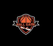Ball Game Logo - Entry #117