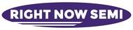Right Now Semi Logo - Entry #126