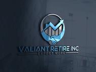 Valiant Retire Inc. Logo - Entry #300
