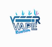 Vape Reaction Logo - Entry #164