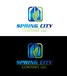 Spring City Content, LLC. Logo - Entry #45