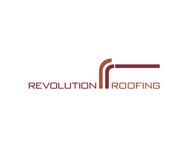 Revolution Roofing Logo - Entry #473