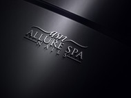 Allure Spa Nails Logo - Entry #72