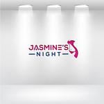 Jasmine's Night Logo - Entry #93