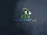 uHate2Paint LLC Logo - Entry #18