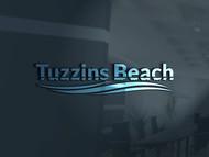 Tuzzins Beach Logo - Entry #181