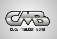 Clay Melton Band Logo - Entry #136