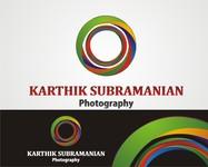 Karthik Subramanian Photography Logo - Entry #33