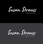 Susan Strauss Design Logo - Entry #288