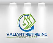 Valiant Retire Inc. Logo - Entry #243