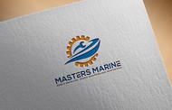 Masters Marine Logo - Entry #270